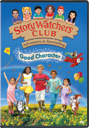 StoryWatchers Club - Adventures in Storytelling DVDs